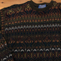 USA製 Pendletonウールニットセーター