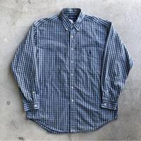 Ralph Lauren チェックシャツ 〝BIG SHIRT〟