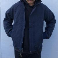 80年代茶タグUSA製The North Face ウールジャケット