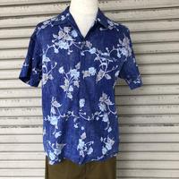 Shoreline Hawaii コットンハワイアンシャツ