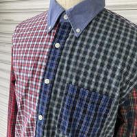Brooks brothersクレイジーパターンシャツ