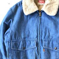 70's Levi's デニムボアジャケット