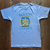 〜80's MOLSON GOLDEN 🍺Tシャツ
