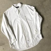 RALPH LAUREN ボタンダウンシャツ シェルボタン