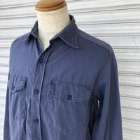 60'sVINTAGE ワークシャツ〝WTG〟
