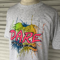 90年代 D.A.R.E Tシャツ