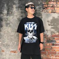 KISS & MOTLEY CRUEバンドTシャツ