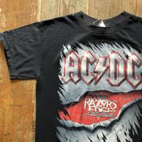 ©︎1990 AC/DC TOUR Tシャツ