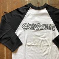 GOLD FINGERラグランスリーブTシャツ