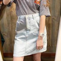 USA製GUESSデニムスカート