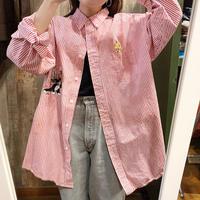 ルーニー・テューンズストライプシャツ