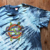 〜90'sCrosby Still & Nash タイダイTシャツ