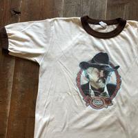 80's Kenny Rogers リンガーネックTシャツ