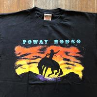 90年代POWAY RODEO イベントTシャツ
