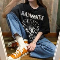 RAMONES Tシャツ