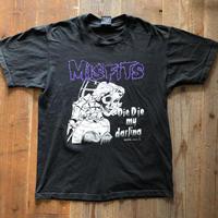 ©︎1990 MISFITSバンドTシャツ