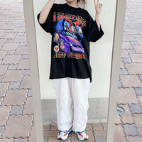 【NOS】スーパーマンレーシングTシャツ
