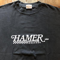 90's ギターブランドHAMER プリントTシャツ