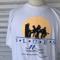 BLUES FES Tシャツ