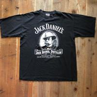JACK DANIEL ©︎2001 プリントTシャツ