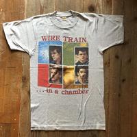 WIRE TRAIN TOUR1984