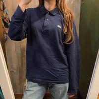 フランス製LACOSTEラガーシャツ