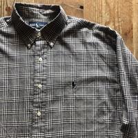 Ralph Lauren 長袖BDチェックシャツ BLAKE