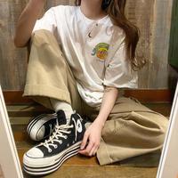 Hard Rock cafe 両面プリントTシャツ カメレオン