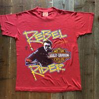 James Dean×Harley Davidson Tシャツ