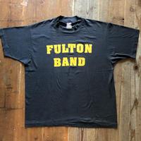 〜90's FULTON BAND Tシャツ