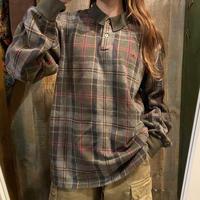 POLO Ralph Laurenチェックラガーシャツ