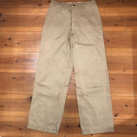 ① Vintage U.S.ARMY M-45 Chino Trousers