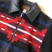 USA製 PENDLETON ウールネイティブ柄ジャケット