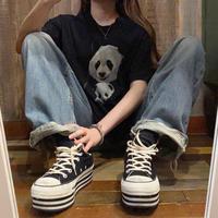 THE MOUNTAINパンダTシャツ