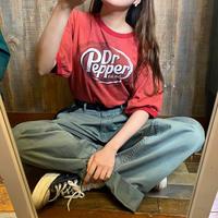 ドクターペッパーリンガーTシャツ