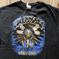 THE EAGLESバンドTシャツ