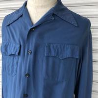 40's-50's Vintage レーヨンシャツ