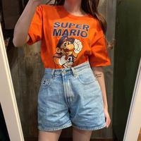 アメフトマリオTシャツ