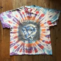 2004年 DEEP PURPLE タイダイバンドTシャツ