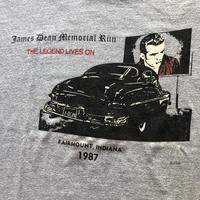 James Dean Memorial Run Tシャツ