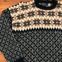 Old Polo Ralph Lauren ウールニットセーター