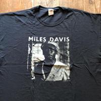MILES DAVIS 3XL ビッグTシャツ
