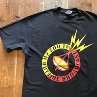 U2 OUTSIDE BROADCAST TOUR Tシャツ
