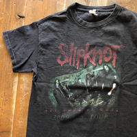 SLIPKNOT 2009 U.S. TOUR Tシャツ