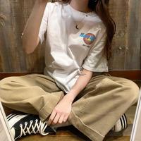 USA製Hard Rock cafe 両面プリントTシャツ オウム