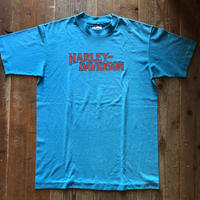 80's HARLEY DAVIDSON プリントTシャツ