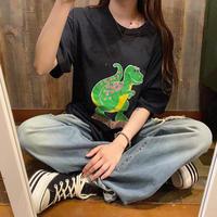 ラッキーザウルスTシャツ