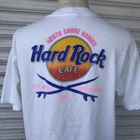 HARD ROCK CAFE 1989 NORTH SHORE HAWAII