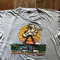 80年代REGGAE SUNSPLASH Tシャツ