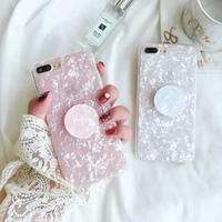 リング付き iphonecase アイフォンケース 韓国 かわいい リング おしゃれ 流行り 可愛い  6 6s 7 8 plus プラス X XS iPhone8 iPhoneX iPhoneXs